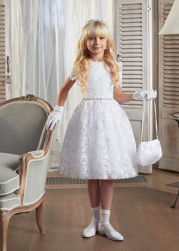 1cbfa2b203 Kolekcja Princessa - Sukienki komunijne - Emmi Mariage