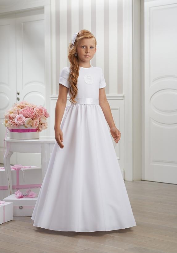 857a40cbc4 Kolekcja Klasyczna II - Sukienki komunijne - Emmi Mariage